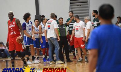 Tiebreaker Times Lebanon head coach downplays spat with Marcio Lassiter 2019 FIBA World Cup Qualifiers Basketball Gilas Pilipinas News  Slobodan Subotic Marcio Lassiter Lebanon (Basketball) Gilas Elite 2019 FIBA World Cup Qualifiers