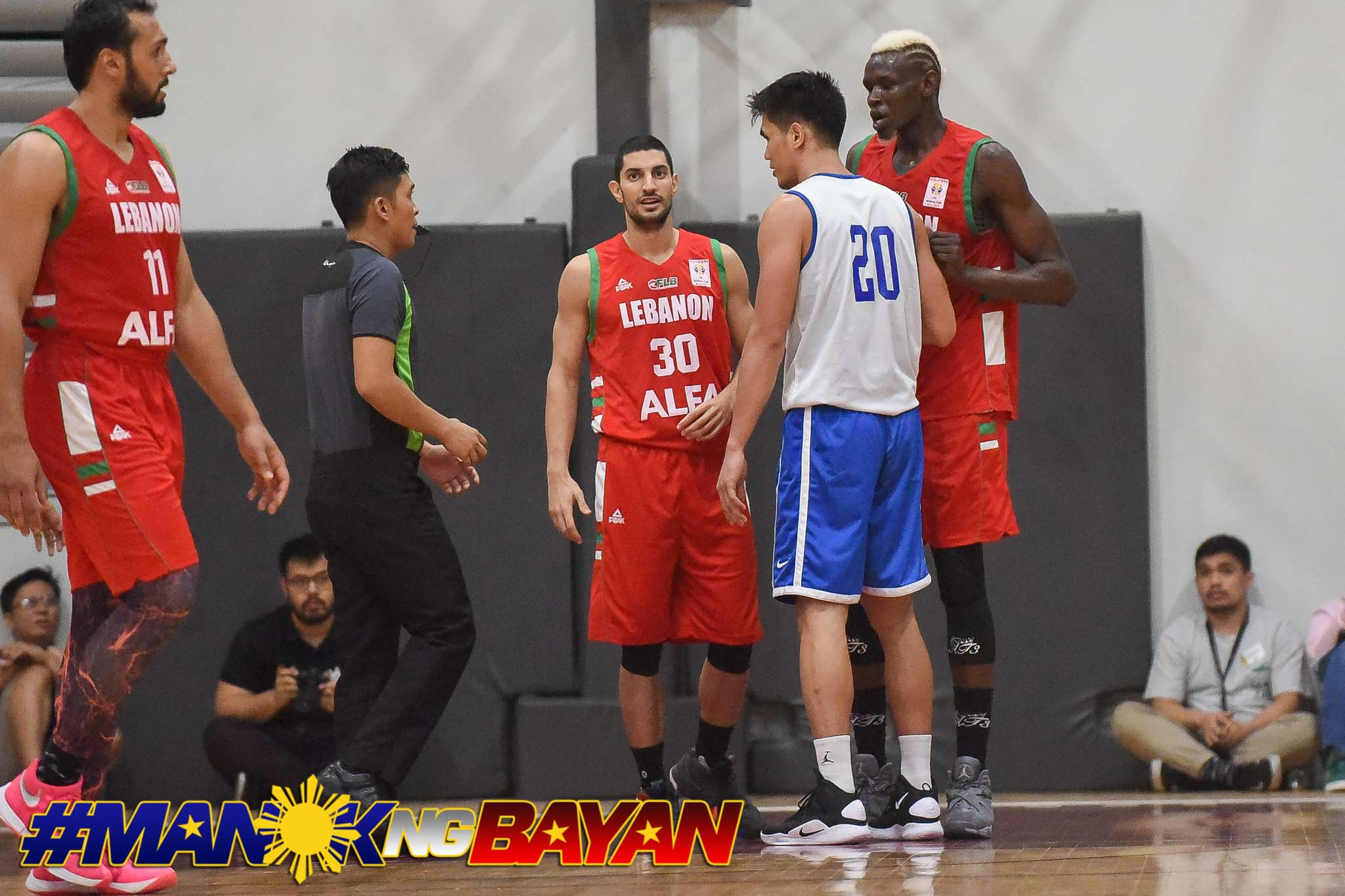 Tiebreaker Times Former NLEX import Rodrigue Akl relishes return 2019 FIBA World Cup Qualifiers Basketball News  Rodrigue Akl Lebanon (Basketball) 2019 FIBA World Cup Qualifiers