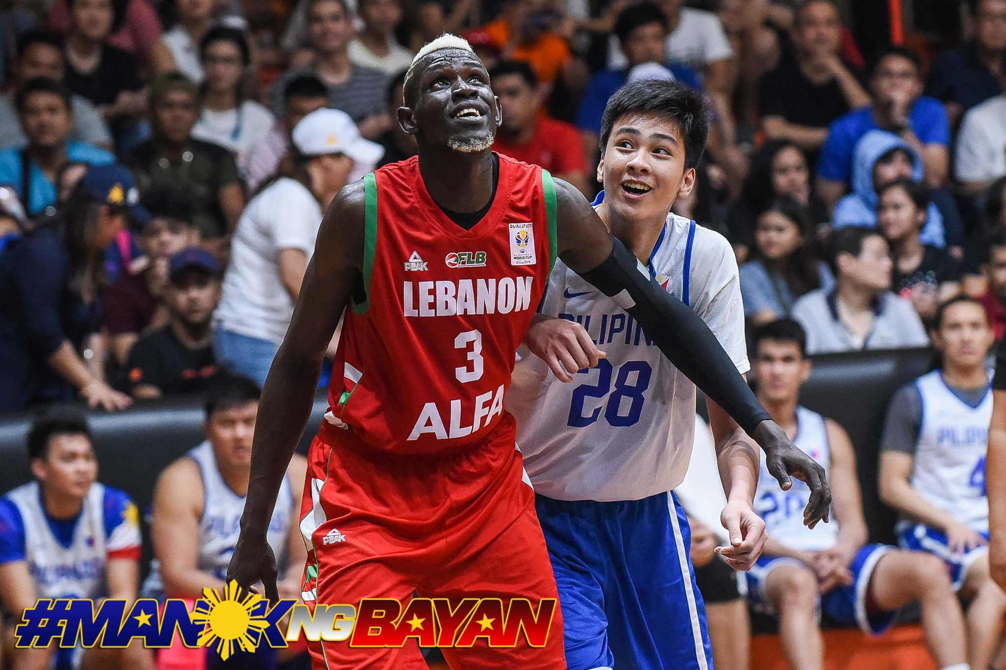 Tiebreaker Times Kai Sotto regrets missed poster, but fulfilled to play with Gilas seniors 2019 FIBA World Cup Qualifiers Basketball Gilas Pilipinas News  Kai Sotto Gilas Tune-up Gilas Elite 2019 FIBA World Cup Qualifiers