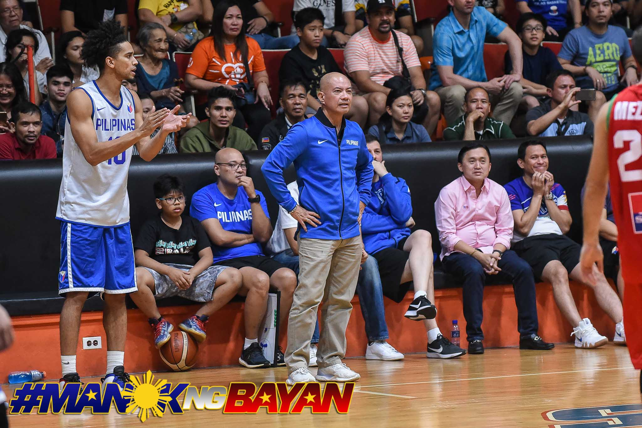 Tiebreaker Times Guiao gets his wish as Gilas to play Australia's Adelaide 36ers in tune-up 2019 FIBA World Cup Qualifiers Basketball Gilas Pilipinas News  Yeng Guiao Gilas Pilipinas Men Gabby Cui Adelaide 36ers 2019 FIBA World Cup