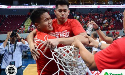 Tiebreaker Times Javee Mocon hopes to have instilled championship tradition to next Red Lions Basketball NCAA News SBC  San Beda Seniors Basketball NCAA Season 94 Seniors Basketball NCAA Season 94 Javee Mocon