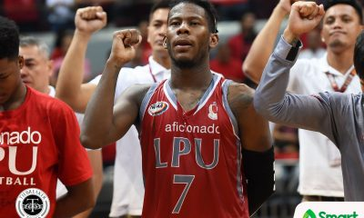 Tiebreaker Times CJ Perez has no regrets as he leaves Lyceum Basketball LPU NCAA News  Topex Robinson NCAA Season 94 Seniors Basketball NCAA Season 94 Lyceum Seniors Basketball CJ Perez