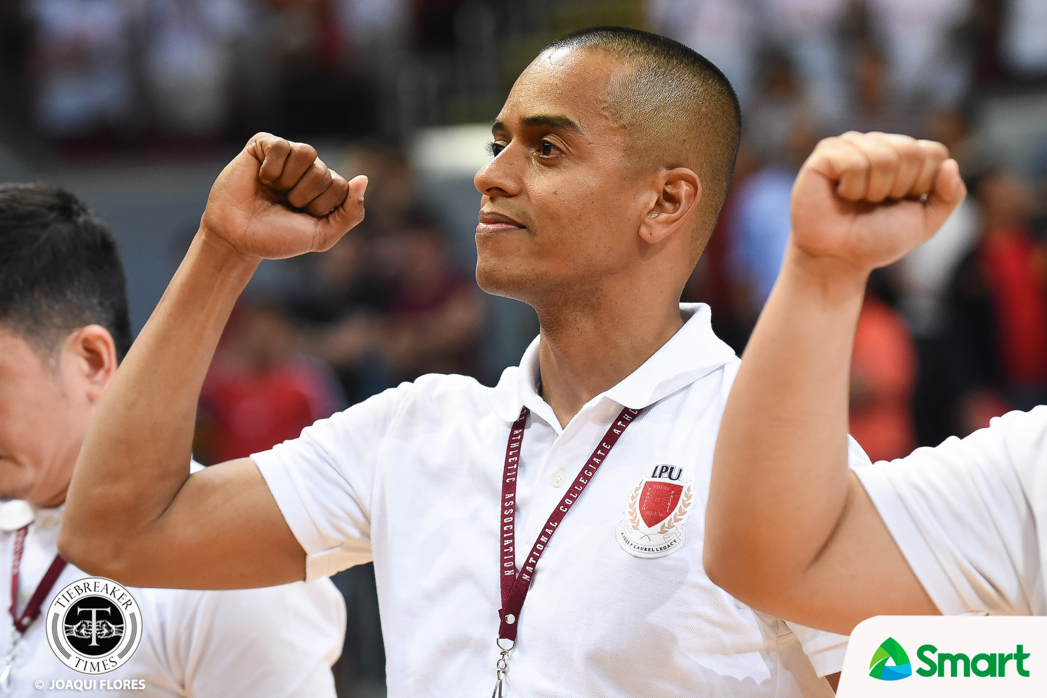 Tiebreaker Times Topex Robinson to remain in Lyceum as Pirates consultant Basketball LPU NCAA News  Topex Robinson NCAA Season 96 Seniors Basketball NCAA Season 96 Lyceum Seniors Basketball