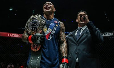 Tiebreaker Times Brandon Vera will continue to live life to fullest in 2019 Mixed Martial Arts News ONE Championship  Brandon Vera