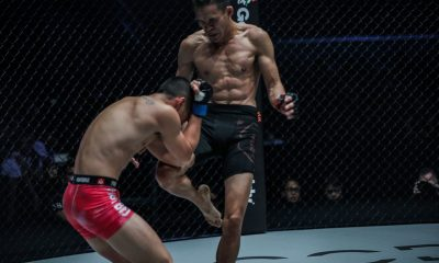 Tiebreaker Times Jeremy Miado puts on striking clinic to open Conquest of Champions Mixed Martial Arts News ONE Championship  Samy Sana Rudy Agustian Rocky Bactol Peng Xue Wen ONE: Conquest of Champions Jeremy Miado Hideki Sekine Han Zi Hao Azwan Che Wil Asraful Islam Armen Petrosyan Alexandre Machado Akihiro Fujisawa
