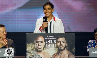 Tiebreaker Times An inspiration to Team Lakay, Eduard Folayang now finds motivation in them Mixed Martial Arts News ONE Championship  ONE: Conquest of Champions Eduard Folayang