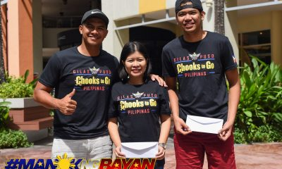 Tiebreaker Times Phenom Cup raises 100k each for Jerrick Balanza, Rolly Manlapaz's family Golf News  Ronald Mascarinas Rolly Manlapaz Kiefer Ravena Jerrick Balanza Chooks-to-Go
