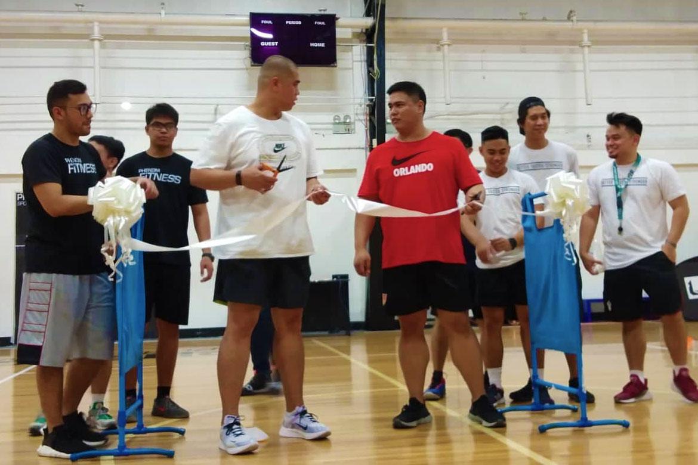 Tiebreaker Times From Dream to Reality: Phenom Sports Center looks to help make great athletes News  Phenom Sports Center Jericho Ilagan Jensen Ilagan