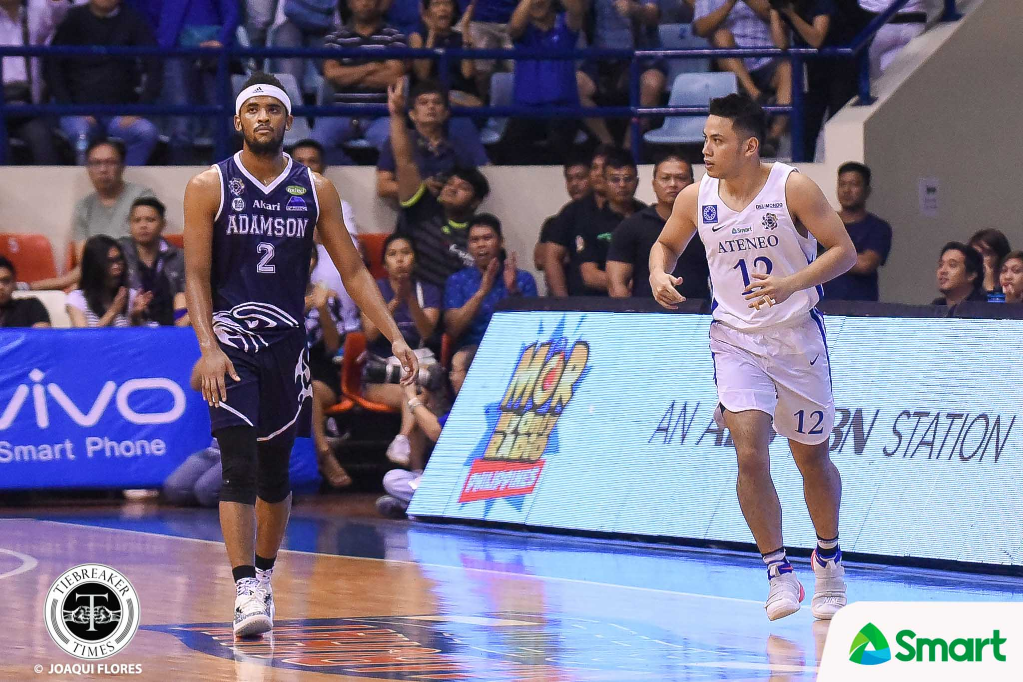 Tiebreaker Times In sickness and in recovery, Nieto Twins remain together ADMU Basketball News UAAP  UAAP Season 81 Men's Basketball UAAP Season 81 Mike Nieto Matt Nieto Ateneo Men's Basketball