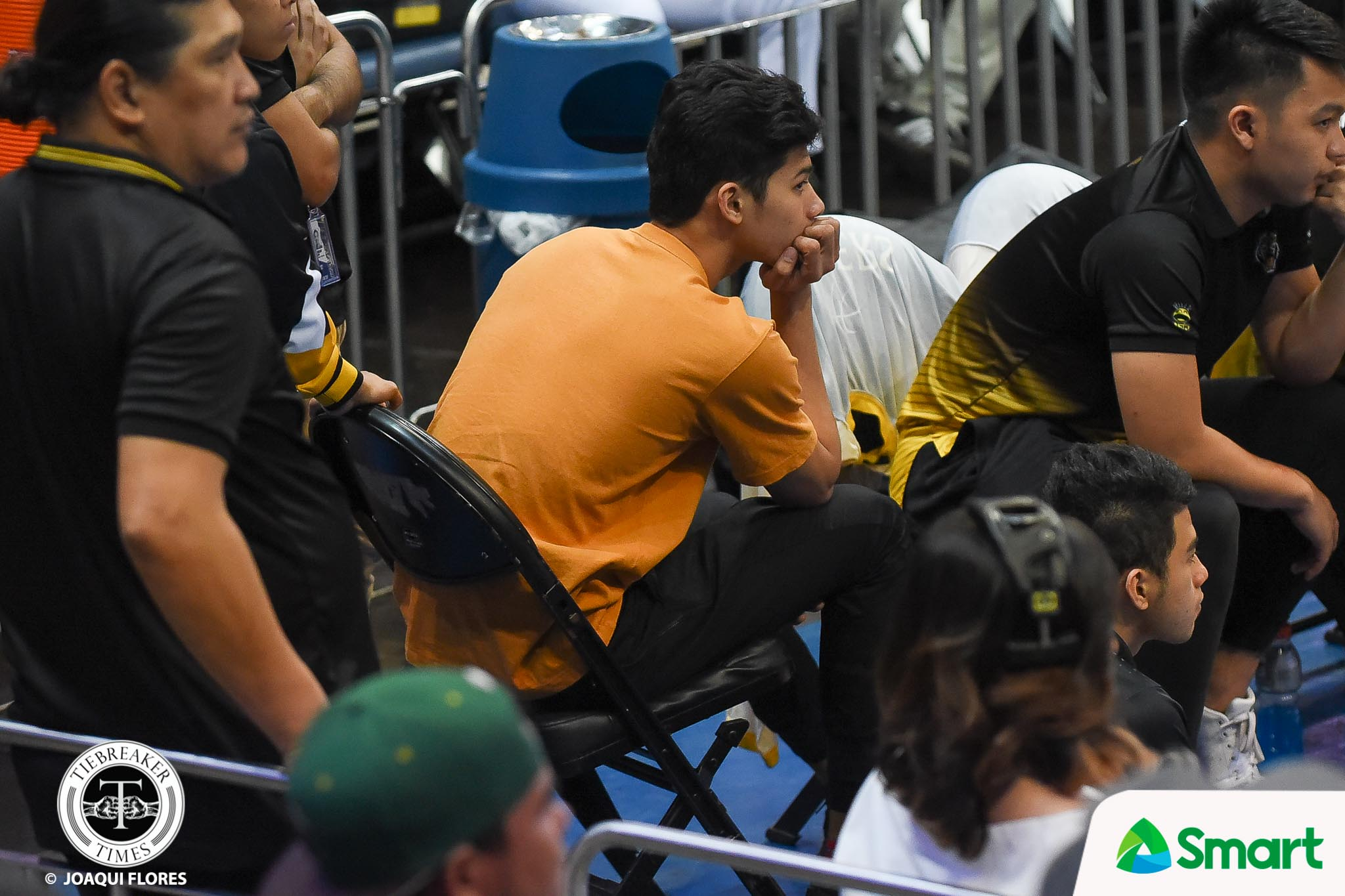 Tiebreaker Times CJ Cansino vows: 'Aabot ako sa Season 82' Basketball News UAAP UST  UST Men's Basketball UAAP Season 81 Men's Basketball UAAP Season 81 CJ Cansino