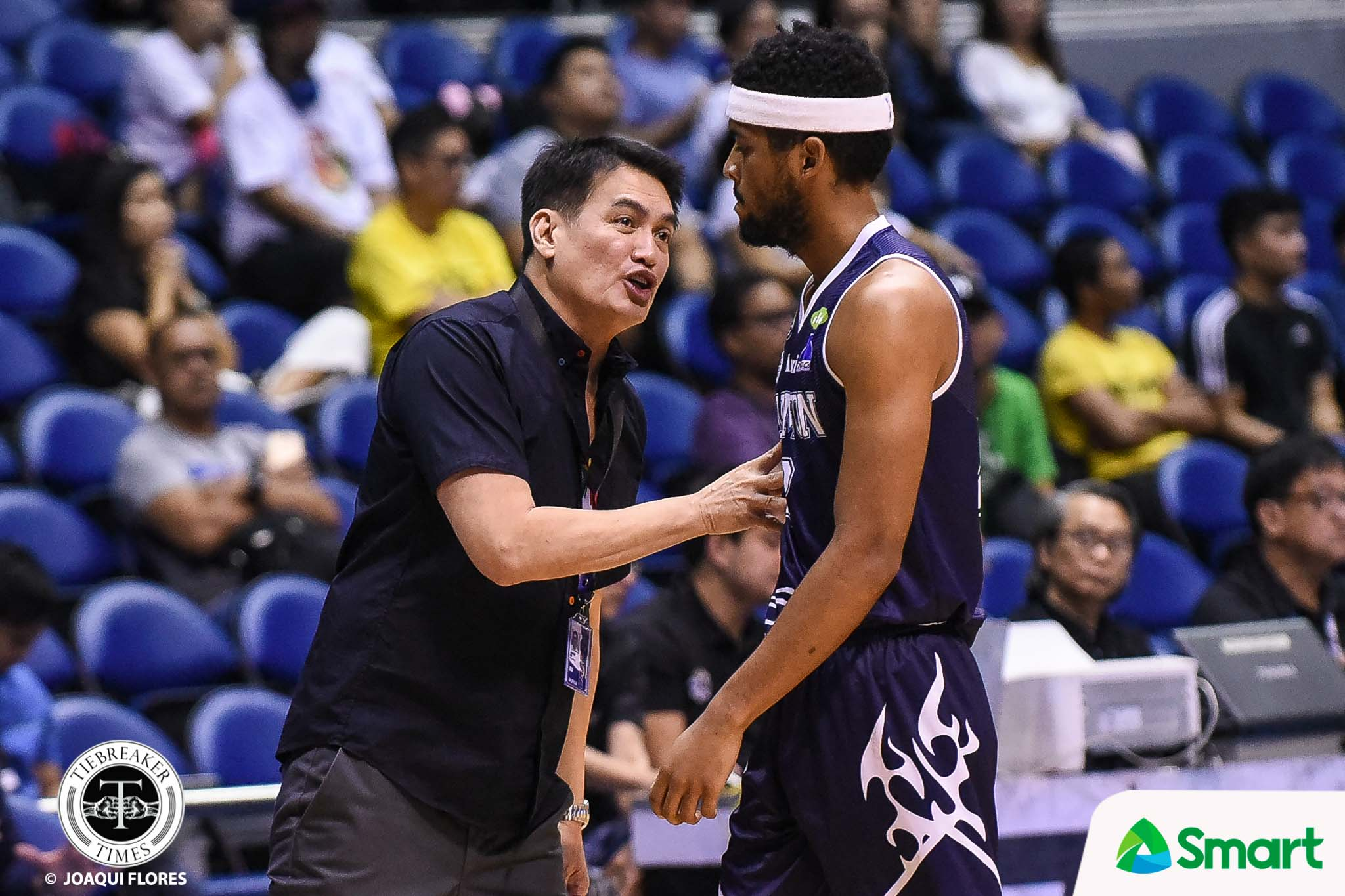Tiebreaker Times Adamson not celebrating Final Four berth, school milestone AdU Basketball News UAAP  UAAP Season 81 Men's Basketball UAAP Season 81 Simon Camacho Sean Manganti Jerrick Ahanmisi Franz Pumaren Adamson Men's Basketball