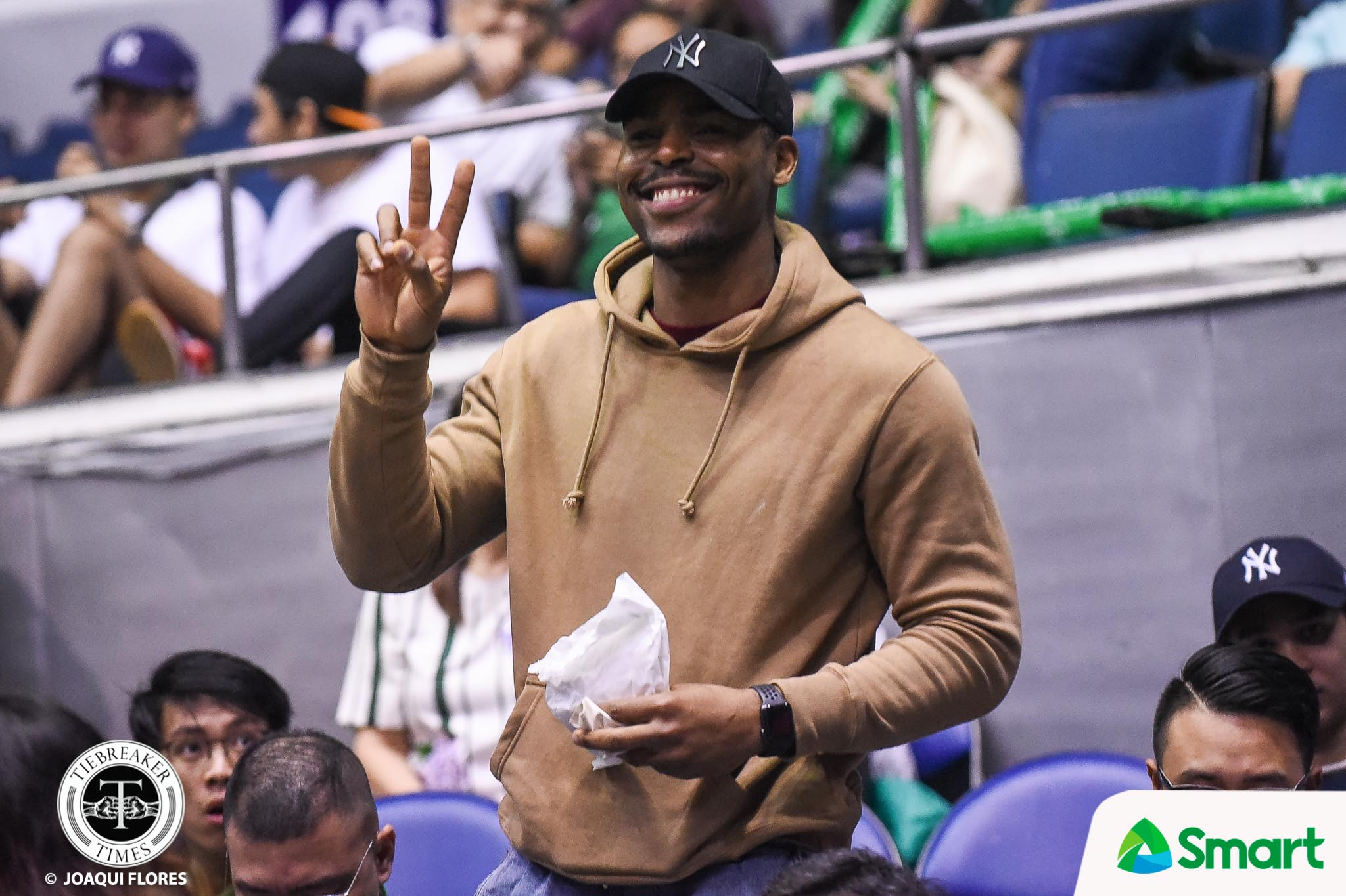 Tiebreaker Times Ben Mbala looks forward to leading Cameroon to 2023 World Cup 2023 FIBA World Cup Basketball News  Cameroon (basketball) Ben Mbala 2023 FIBA World Cup