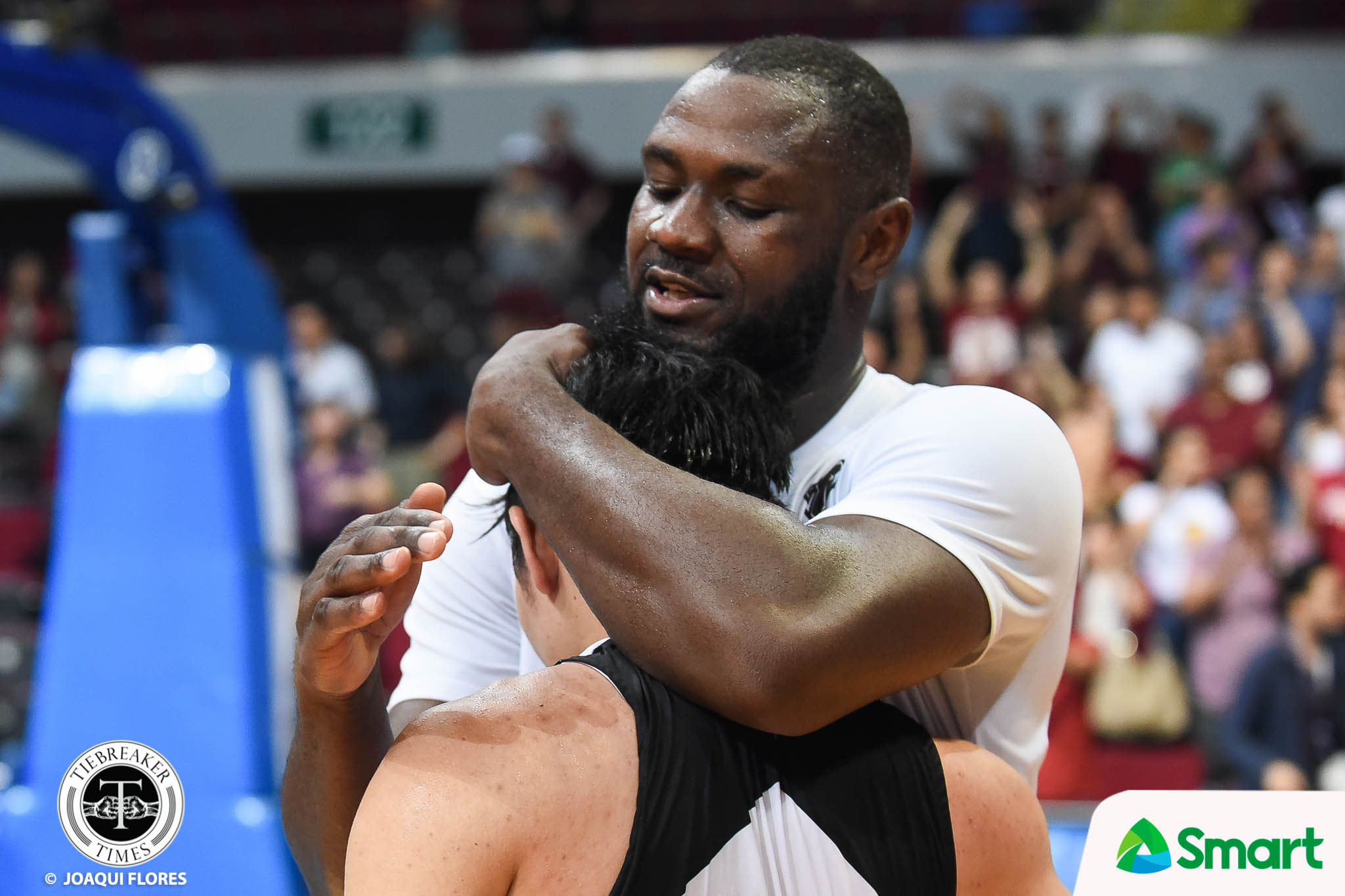 Tiebreaker Times Bright Akhuetie not content with winning MVP, making it to Final Four Basketball News UAAP UP  UP Men's Basketball UAAP Season 81 Men's Basketball UAAP Season 81 Bright Akhuetie