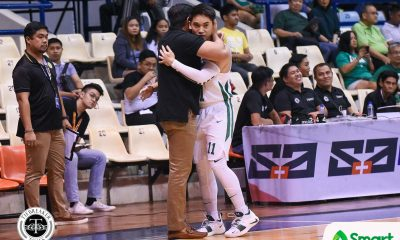 Tiebreaker Times Against Aldin Ayo or not, Chooks-to-Go POW Aljun Melecio will go all out for La Salle Basketball DLSU News UAAP  UAAP Season 81 Men's Basketball UAAP Season 81 UAAP Player of the Week DLSU Men's Basketball Aljun Melecio