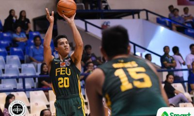 Tiebreaker Times Ken Tuffin trusts the process of being FEU's 3-and-D guy Basketball FEU News UAAP  UAAP Season 81 Men's Basketball UAAP Season 81 Kenneth Tuffin FEU Men's Basketball