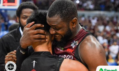 Tiebreaker Times Bright Akhuetie makes sure to not let flu get in way of UP Basketball News UAAP UP  UP Men's Basketball UAAP Season 81 Men's Basketball UAAP Season 81 Bright Akhuetie