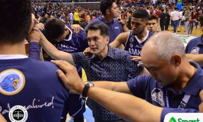 Tiebreaker Times Franz Pumaren left frustrated after another exit: 'I don't get paid to be just in the Final Four' AdU Basketball News UAAP  UAAP Season 81 Men's Basketball UAAP Season 81 Franz Pumaren Adamson Men's Basketball