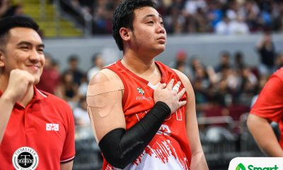 Tiebreaker Times If ever this was his last game, Alvin Pasaol hopes to have left legacy to UE Basketball News UAAP UE  UE Men's Basketball UAAP Season 81 Men's Basketball UAAP Season 81 Alvin Pasaol