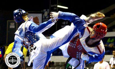 Tiebreaker Times Dave Cea dominates -74 kg to win SEAG taekwondo gold 2019 SEA Games News Taekwondo  Dave Cea 2019 SEA Games - Taekwondo 2019 SEA Games