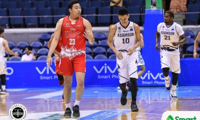 Tiebreaker Times If Alvin Pasaol trims 'little baby fat', he'll be a player to watch in the PBA, says Franz Pumaren AdU Basketball News UAAP UE  UE Men's Basketball UAAP Season 81 Men's Basketball UAAP Season 81 Franz Pumaren Alvin Pasaol Adamson Men's Basketball