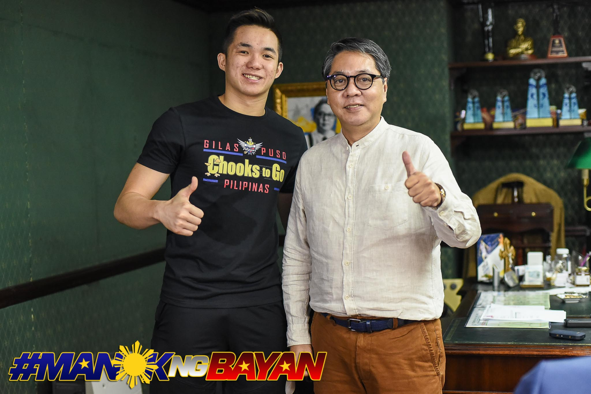 Tiebreaker Times Chooks-to-Go dangles added incentive for Paul Desiderio Basketball News UAAP UP  UP Men's Basketball UAAP Season 81 Men's Basketball UAAP Season 81 Ronald Mascarinas Paul Desiderio Chooks-to-Go