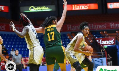 Tiebreaker Times NU notches 5th straight elimination round sweep Basketball FEU News NU UAAP  UAAP Season 81 Women's Basketball UAAP Season 81 Rhena Itesi Patrick Aquino NU Women's Basketball Jack Animam FEU Women's Basketball fatima quiapo Bert Flores