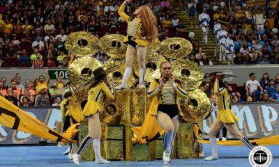 Tiebreaker Times Salinggawi coach rues errors as UST misses podium by .5 Cheerleading News UAAP UST  UST Salinggawi Dance Troupe UAAP Season 81 Cheerdance Competition UAAP Season 81 Mark Chaiwalla