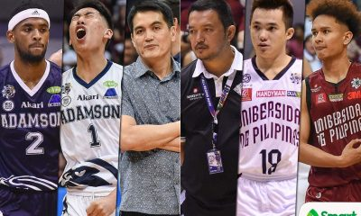 Tiebreaker Times Who will be destiny's child? AdU Basketball News UAAP UP  UP Men's Basketball UAAP Season 81 Men's Basketball UAAP Season 81 Franz Pumaren Bo Perasol Adamson Men's Basketball