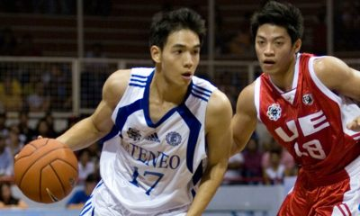 Tiebreaker Times Norman Black on Chris Tiu's possible retirement: 'He's too good to be retiring' Basketball News PBA  Rain or Shine Elasto Painters PBA Season 43 Norman Black Chris Tiu Ateneo Men's Basketball 2018 PBA Governors Cup