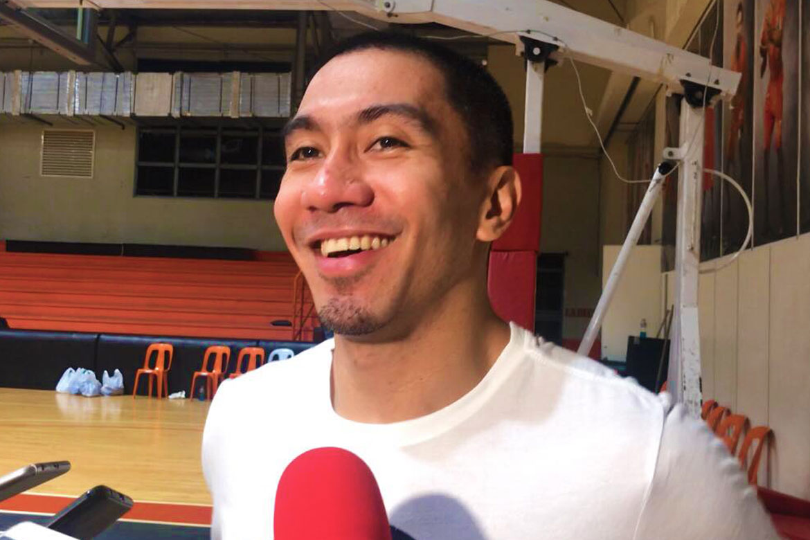 Tiebreaker Times Playing under another great coach in Yeng Guiao excites LA Tenorio 2019 FIBA World Cup Qualifiers Basketball Gilas Pilipinas News  LA Tenorio Gilas Elite 2019 FIBA World Cup Qualifiers