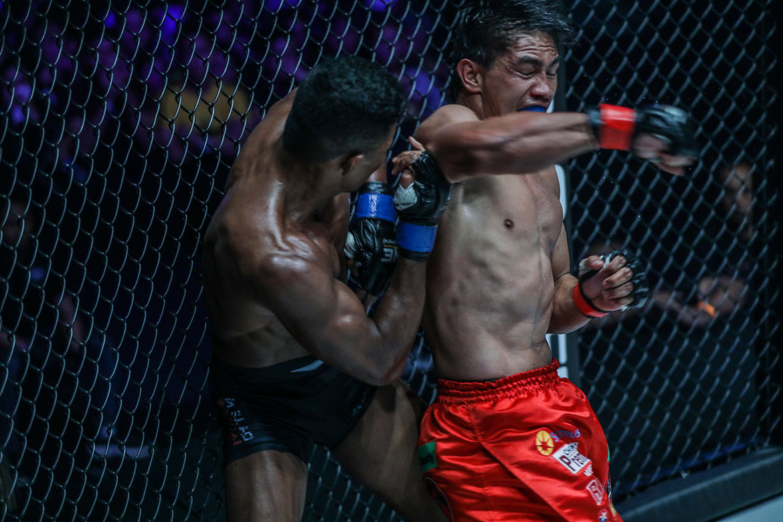 Tiebreaker Times Eduard Folayang continues to defy Father Time: 'Kalabaw lang ang tumatanda' Mixed Martial Arts News ONE Championship  Team Lakay ONE: Conquest of Champions Eduard Folayang