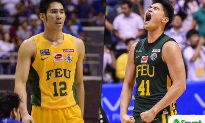Tiebreaker Times Three Years in the Making: Arvin Tolentino has his Mac Belo-moment Basketball FEU News UAAP  UAAP Season 81 Men's Basketball UAAP Season 81 Mac Belo Jeron Teng FEU Men's Basketball Ben Mbala Arvin Tolentino