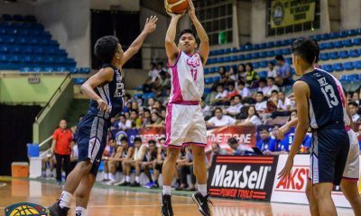 Tiebreaker Times CEU continues tear as TIP completes Final Four Basketball News UCBL  UCBL Season 3 TIP Engineers Sebastian de Vera Saint Joseph College-Bulacan Taurus Rich Guinitaran Philippine Christian University-Dasmarinas Dolphins Orlan Wamar Noel Leguin JP Rojas Gual Garcia Derrick Pumaren 2018 UCBL Season