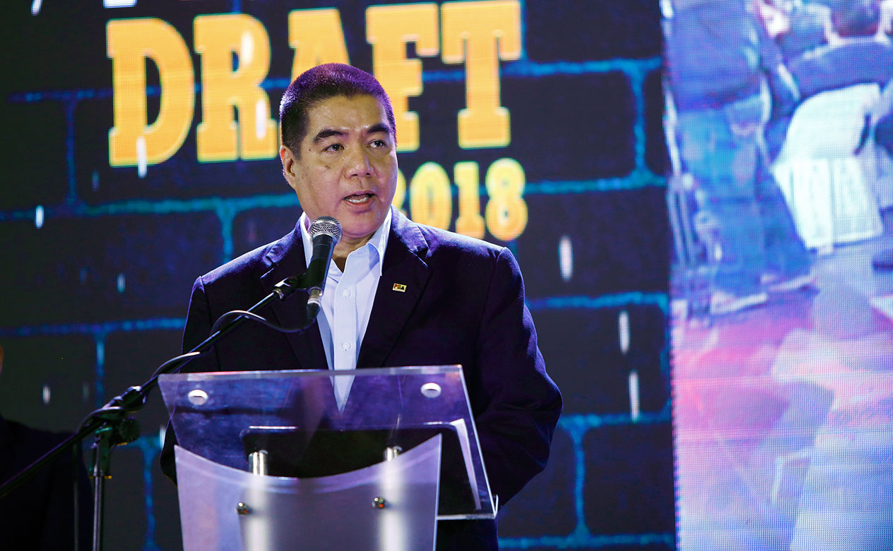 Tiebreaker Times PBA, D-League move opening days due to coronavirus crisis Basketball News PBA PBA D-League  Willie Marcial PBA Season 45 2020 PBA Philippine Cup 2020 PBA D-League Season 2020 PBA D-League Aspirants Cup