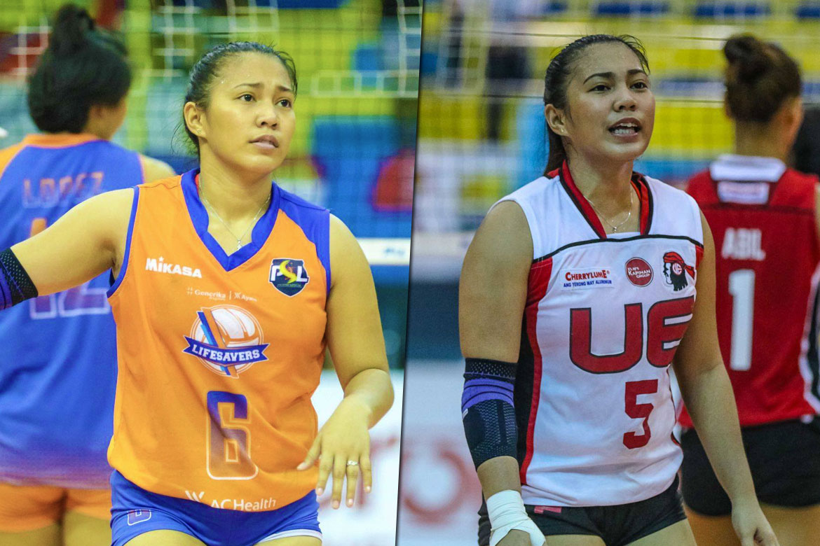 Tiebreaker Times Kath Arado could not let either UE, Generika-Ayala down News PSL UE Volleyball  UE Women's Volleyball Kath Arado Generika-Ayala Lifesavers 2018 PSL Season 2018 PSL Collegiate Grand Slam 2018 PSL All Filipino Conference