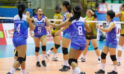 Tiebreaker Times Ailing Foton arrests skid at Sta. Lucia's expense News PSL Volleyball  Sta. Lucia Lady Realtors Souzan Raslan Pam Lastimosa Maika Ortiz Jho Maraguinot Jen Reyes Gyzelle Sy George Pascua Foton Blue Energy Aaron Velez 2018 PSL Season 2018 PSL All Filipino Conference
