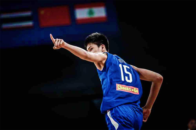 Tiebreaker Times Kai Sotto tops FIBA's list of Asian U18 prospects Basketball Gilas Pilipinas News  Kai Sotto FIBA