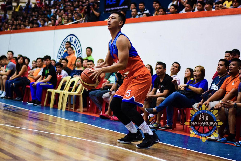 Tiebreaker Times Ex-Maroon Kyles Lao has no regrets entering PBA Draft Basketball News PBA  PBA Season 44 Kyles Lao 2018 PBA Draft