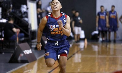 Tiebreaker Times CJ Isit hopes to have earned attention after PBA Draft Combine Basketball News PBA  PBA Season 44 CJ Isit 2018 PBA Draft