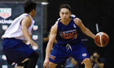 Tiebreaker Times Robbie Manalang believes floor generalship separates him from pack Basketball News PBA  Robbie Manalang PBA Season 44 2018 PBA Draft