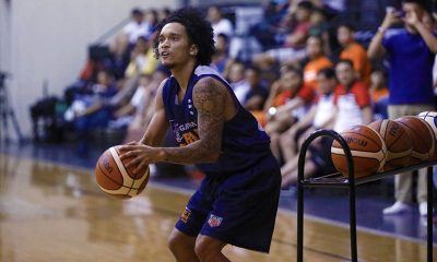 Tiebreaker Times Inspired by Fil-Am stars, Trevis Jackson likes his chances in Rookie Draft Basketball News PBA  Trevis Jackson PBA Season 44 2018 PBA Draft