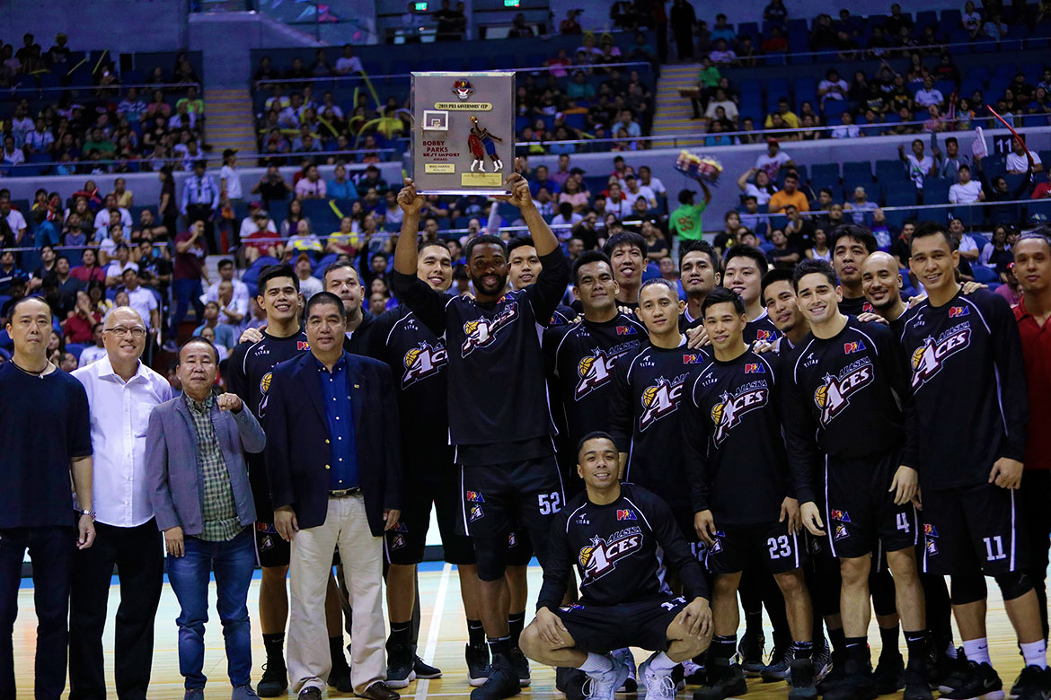Tiebreaker Times Mike Harris to return to Alaska Basketball News PBA  PBA Season 44 Mike Harris Alaska Aces 2019 PBA Governors Cup