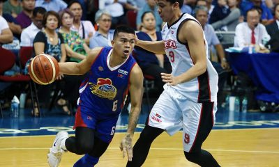 Tiebreaker Times Jio Jalalon continues to atone for Philippine Cup Finals no-show Basketball News PBA  PBA Season 43 Magnolia Hotshots Jio Jalalon 2018 PBA Governors Cup