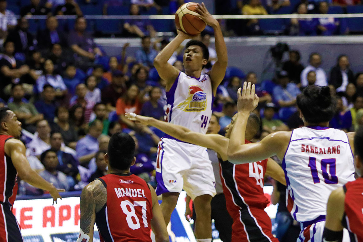 Tiebreaker Times Mark Barroca proud to see Jio Jalalon show up in big moments: 'Grabe puso niya' Basketball News PBA  PBA Season 43 Mark Barroca Magnolia Hotshots Jio Jalalon 2018 PBA Governors Cup