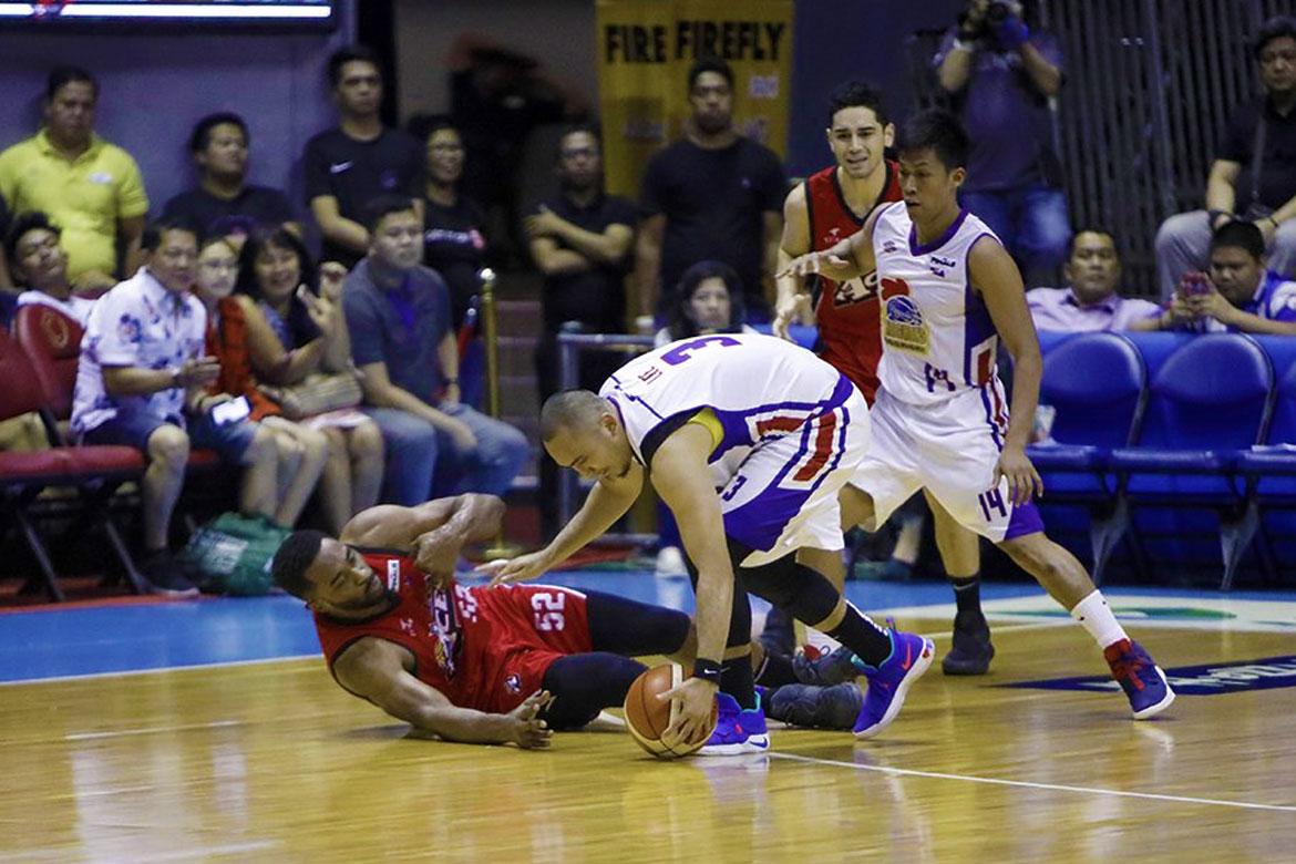 Tiebreaker Times Mike Harris remains undaunted even if Alaska down 0-2 Basketball News PBA  PBA Season 43 Mike Harris Alaska Aces 2018 PBA Governors Cup