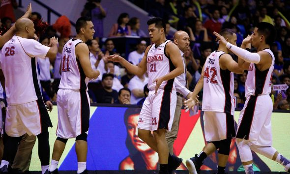 Tiebreaker Times Staying patient finally pays off for Carl Cruz Basketball News PBA  PBA Season 43 Carl Cruz Alaska Aces 2018 PBA Governors Cup
