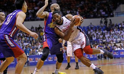 Tiebreaker Times Mike Harris downplays skid-ending performance: 'Today was just one of those days' Basketball News PBA  PBA Season 43 Mike Harris Alaska Aces 2018 PBA Governors Cup