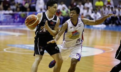 Tiebreaker Times Alex Compton left with bitter taste after 'low blow' of Chris Banchero Basketball News PBA  PBA Season 43 Alex Compton Alaska Aces 2018 PBA Governors Cup