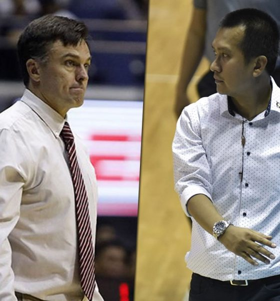 Tiebreaker Times For once in this series, Chito Victolero and Alex Compton agree: Game 5 was a classic Basketball News PBA  PBA Season 43 Magnolia Hotshots Chito Victolero Alex Compton Alaska Aces 2018 PBA Governors Cup