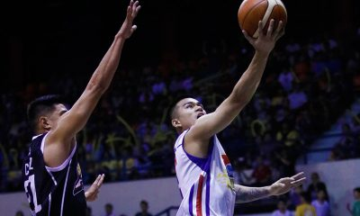 Tiebreaker Times Finally, Jio Jalalon can call himself a champion Basketball News PBA  PBA Season 43 Magnolia Hotshots Jio Jalalon 2018 PBA Governors Cup